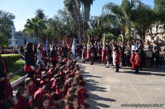 Festejo de Cumpleaños y Desfile en Homenaje a San Martin 171