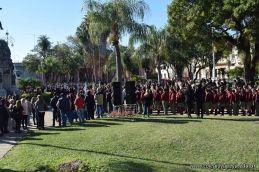 Festejo de Cumpleaños y Desfile en Homenaje a San Martin 177