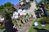 Festejo de Cumpleaños y Desfile en Homenaje a San Martin 181