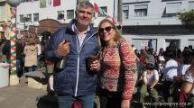 Festejo de Cumpleaños y Desfile en Homenaje a San Martin 201