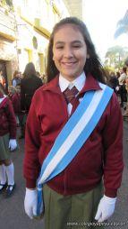 Festejo de Cumpleaños y Desfile en Homenaje a San Martin 21