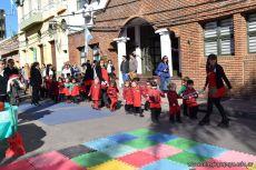 Festejo de Cumpleaños y Desfile en Homenaje a San Martin 213