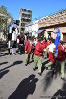 Festejo de Cumpleaños y Desfile en Homenaje a San Martin 223