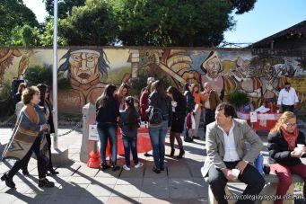 Festejo de Cumpleaños y Desfile en Homenaje a San Martin 225