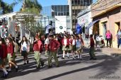 Festejo de Cumpleaños y Desfile en Homenaje a San Martin 231