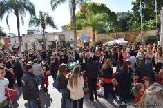 Festejo de Cumpleaños y Desfile en Homenaje a San Martin 236