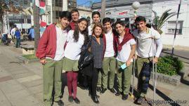 Festejo de Cumpleaños y Desfile en Homenaje a San Martin 251