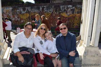 Festejo de Cumpleaños y Desfile en Homenaje a San Martin 262
