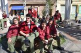 Festejo de Cumpleaños y Desfile en Homenaje a San Martin 264