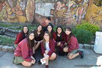 Festejo de Cumpleaños y Desfile en Homenaje a San Martin 265