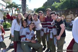 Festejo de Cumpleaños y Desfile en Homenaje a San Martin 269