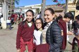 Festejo de Cumpleaños y Desfile en Homenaje a San Martin 272