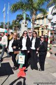 Festejo de Cumpleaños y Desfile en Homenaje a San Martin 285
