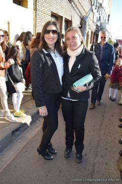 Festejo de Cumpleaños y Desfile en Homenaje a San Martin 54
