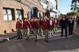 Festejo de Cumpleaños y Desfile en Homenaje a San Martin 65