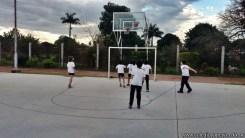 Hermosa tarde a puro deporte en el campo deportivo 11