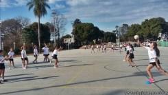 Hermosa tarde a puro deporte en el campo deportivo 13