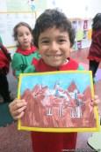 Pintando el cruce de los Andes 101