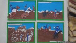 Pintando el cruce de los Andes 107