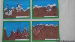 Pintando el cruce de los Andes 108