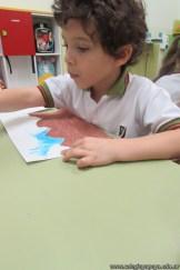 Pintando el cruce de los Andes 11