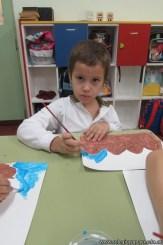 Pintando el cruce de los Andes 13