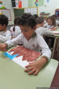 Pintando el cruce de los Andes 18