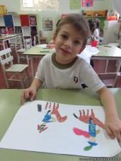 Pintando el cruce de los Andes 30