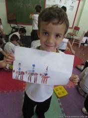 Pintando el cruce de los Andes 39