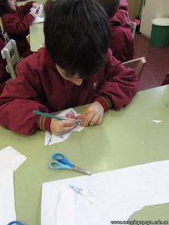 Pintando el cruce de los Andes 52