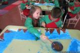 Pintando el cruce de los Andes 69