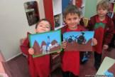 Pintando el cruce de los Andes 75