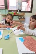 Pintando el cruce de los Andes 8