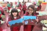 Pintando el cruce de los Andes 81