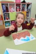Pintando el cruce de los Andes 9