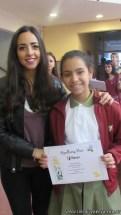 Certificados Spelling Bee 15