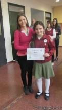 Certificados Spelling Bee 29
