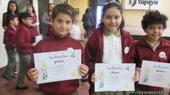 Certificados Spelling Bee 31