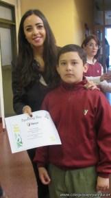 Certificados Spelling Bee 4