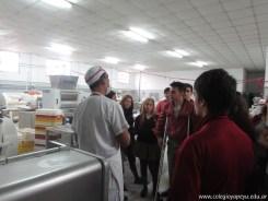 Visita a fábrica de pastas 10
