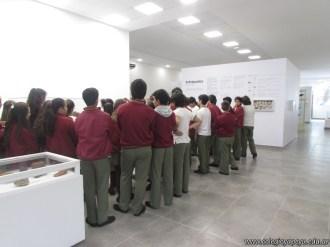 Visita al museo de Ciencias Naturales 29