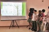 Clase abierta Diagnóstico ambiental del barrio de la escuela 30