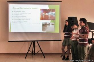 Clase abierta Diagnóstico ambiental del barrio de la escuela 31