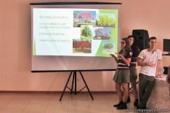 Clase abierta Diagnóstico ambiental del barrio de la escuela 32