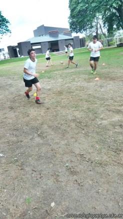 Rugby del ciclo básico 15