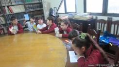 Tercero visita la biblioteca 10