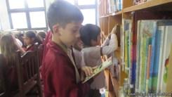 Tercero visita la biblioteca 8