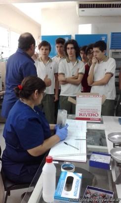 Visita al banco de sangre 13