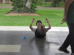 Actividades de Educación Física de Alumnos de Ciclo Orientado 11