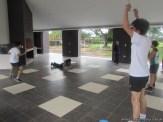 Actividades de Educación Física de Alumnos de Ciclo Orientado 6